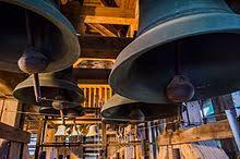 Concert de carillon à Taninges 17 août 2020. Présentation par Anne Abel, secrétaire de l'association du carillon.