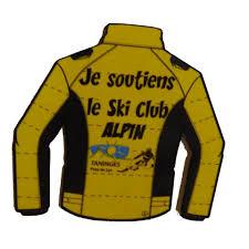 Ski Club alpin Praz-de-Lys avec Philippe LOZANO