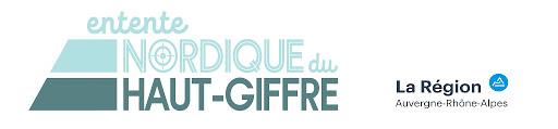 Association 2020 : Entente Nordique du haut Giffre avec Manu Routin.